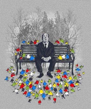 Hitchcock and Twitter